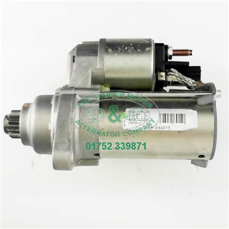 skoda octavia starter motor skoda octavia starter motor 1 6 s1735
