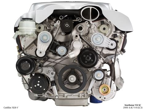 Cadillac Xlr V Engine by 2006 Cadillac Xlr V Supercharged Northstar V8 Engine