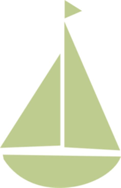 green boat clipart green sail boat clip art at clker vector clip art