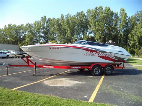 liberator boats four winns 221 liberator 1994 for sale for 12 900 boats
