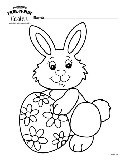 free coloring page easter bunny 231 free printable easter bunny coloring pages