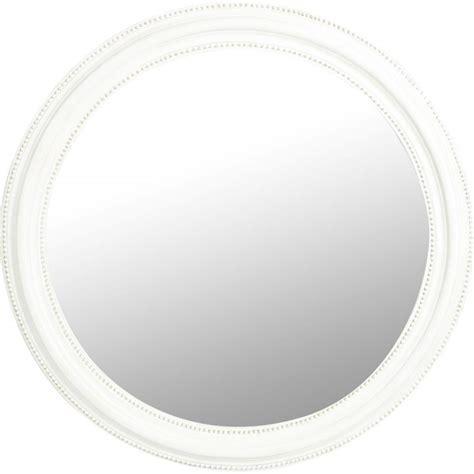 Miroir Rond 60 Cm by Miroir Rond Bois 60cm Blanc