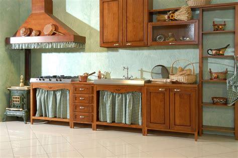 cucine con tendine emejing cucina in muratura con tendine ideas home