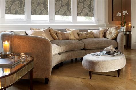 ashley curved sectional curved sofa sofas and laura ashley on pinterest