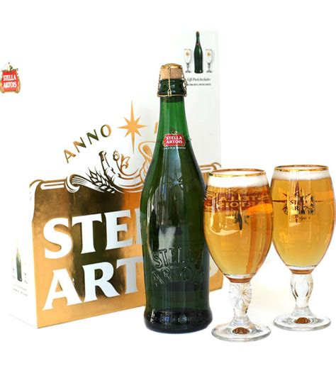 Stela Set by Stella Artois Gift Set Gift Ftempo