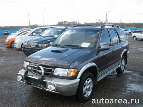 2003 Kia For Sale 2003 Kia Sportage Pictures 2000cc Diesel Manual For Sale
