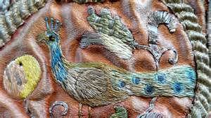 embroidery design north perth centuries old spanish garments restored and protected with
