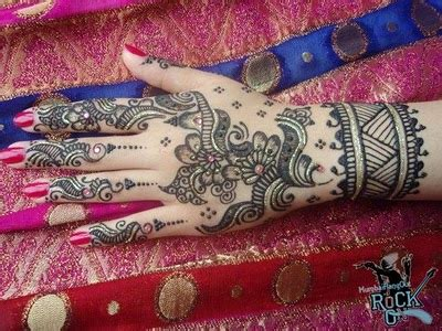 design henna jari koleksi gambar gambar corak inai terbaik