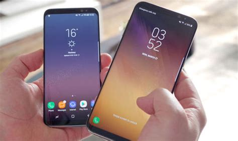 Samsung S8 Edge Hdc Samsung Galaxy S8 Almost Shipped With This Killer Feature Tech Style Express Co Uk