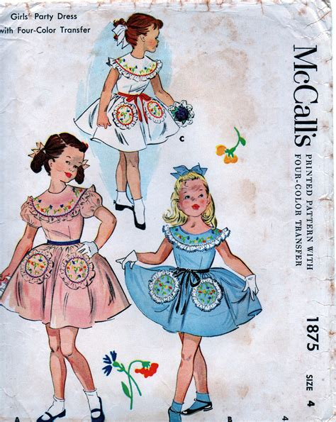 Mcc Help Desk Mccall S 1875 Vintage Sewing Patterns