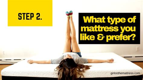 the best mattress how to choose the best mattress a step by step guide