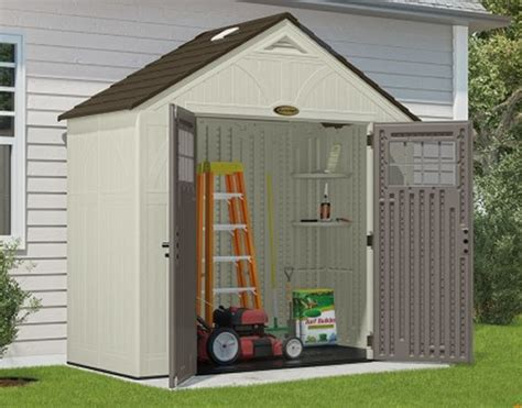 8x4 Metal Shed by Tremont 8x4 Shed Kit Suncast Resin Shed