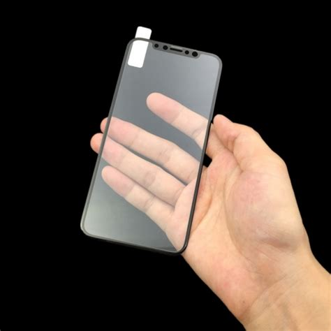 frosted screen protector wholesale matte finish tempered