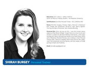 personal trainer template bestsellerbookdb