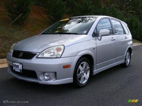 Suzuki Aerio Awd 2005 Silky Silver Metallic Suzuki Aerio Sx Awd Sport Wagon