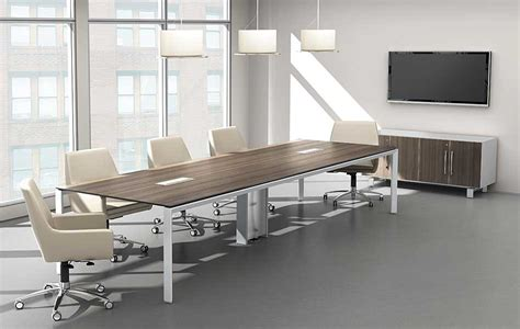 Modern Boardroom Tables Must Checklist For Hosting Office Guests And Clients Modern Office Furniture