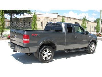 purchase used luxury lariat fx4 off road 4x4!leather
