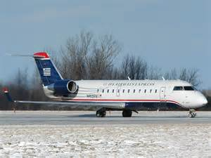 File:Canadair CL 600 2B19 Regional Jet CRJ 200LR, US Airways Express