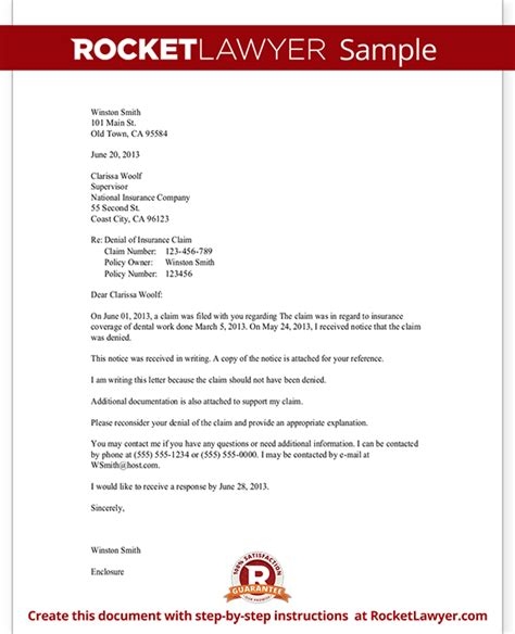 letter template requesting information letter requesting information about claim
