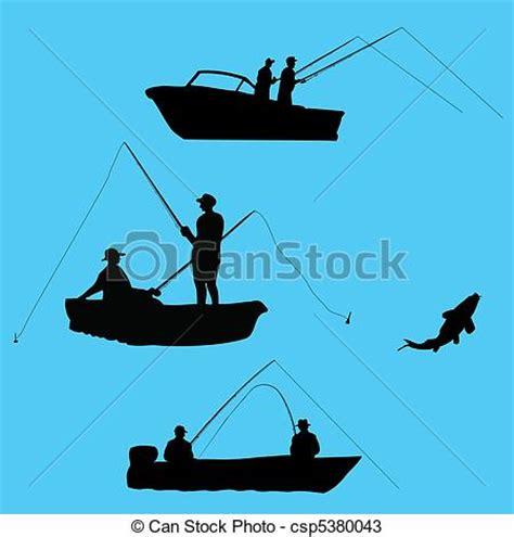 fishing boat silhouette clip art fishing boat silhouette clip art clipart panda free