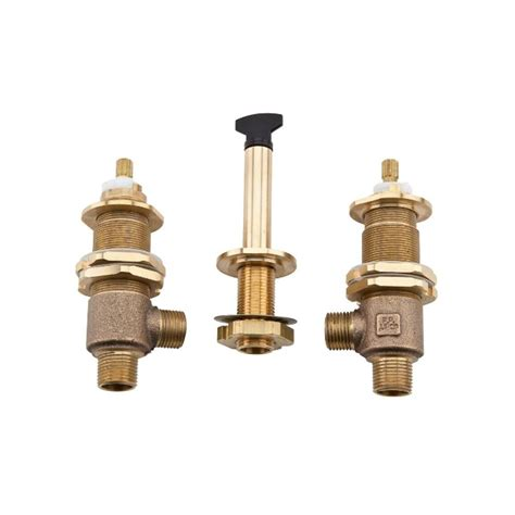 bathtub valves pfister 0x6 loose roman tub valve 0x6 150r the home depot
