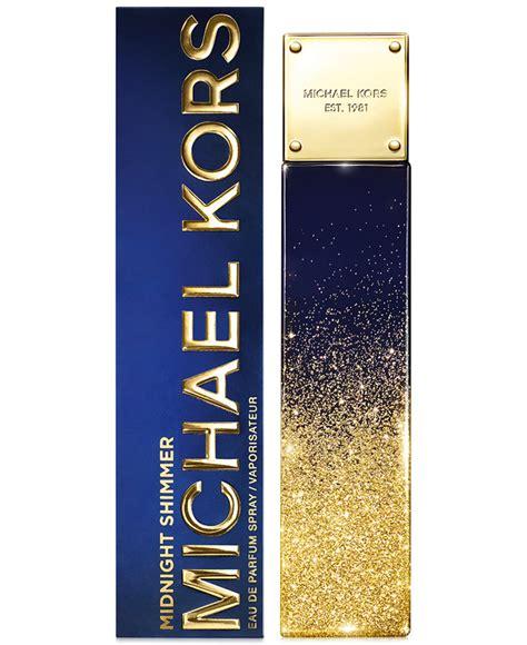 Parfum Midnight midnight shimmer michael kors parfum ein neues parfum