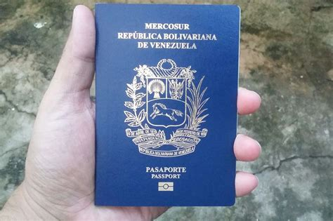 precio para sacra el pasaporte en venezuela dificultades para obtener el pasaporte desatan foco de