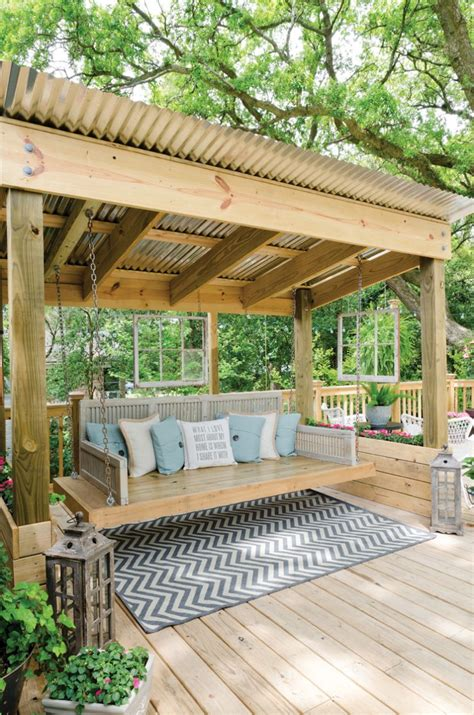 Diy Backyard Deck Ideas by Backyard Landscape 16 Amazing Diy Patio Decoration Ideas