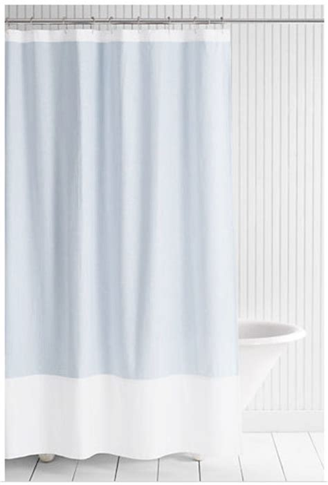 Oxford Shower Curtain By Lands End Object Lesson