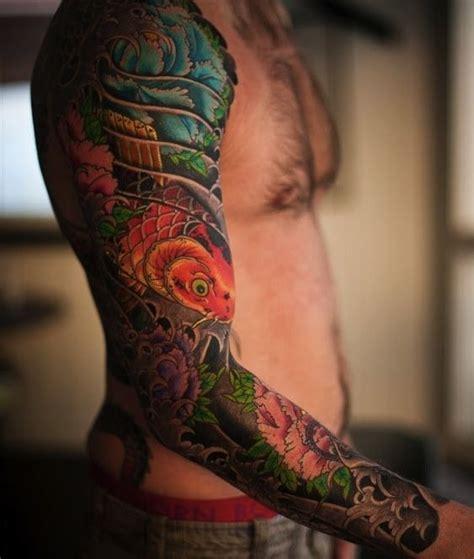 swedish tattoos designs japanese sleeve by horimatsu sweden ideas