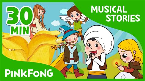 alibaba story ali baba and the forty thieves fairy tales musical