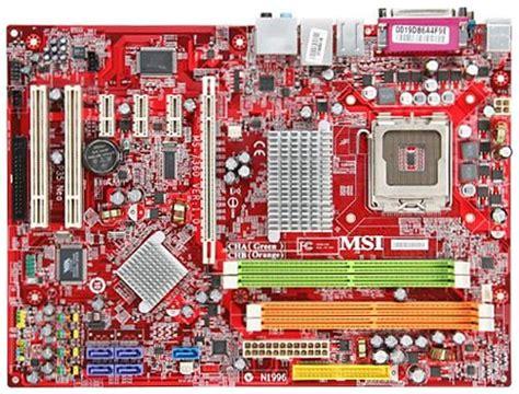 Msi P35 Neo Specs Manual Drivers Bios Download