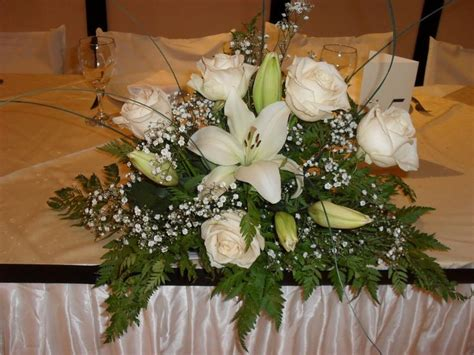 arreglo floral para podium centros de mesa arreglos de flores pinterest flowers