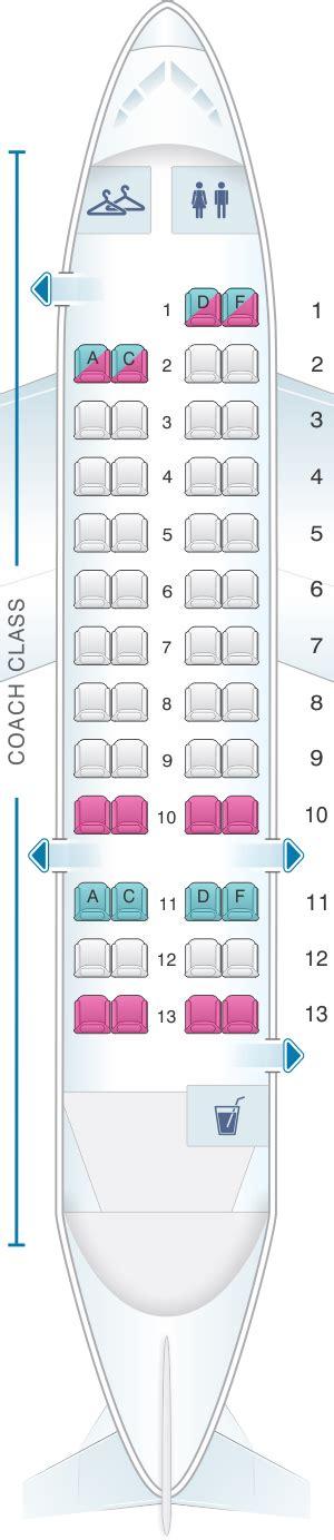 dash 8 400 seating seat map us airways bombardier de havilland dash 8 300