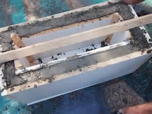 a diy concrete planter it s easier than it looks