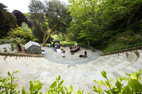 Garden Cornwall Trebah Garden
