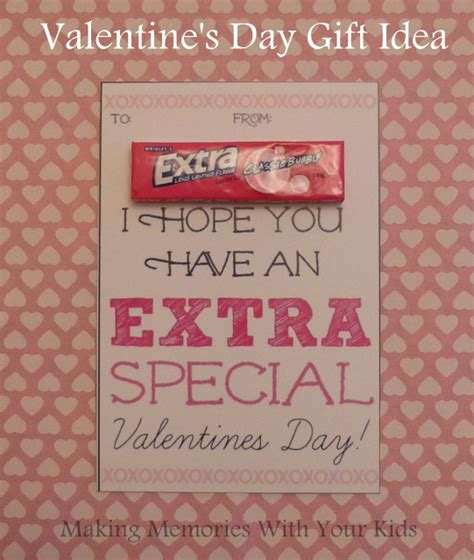 valentine day special gifts to amaze your sweetheart quot extra quot special valentine s making memories with your kids