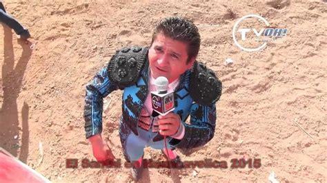 el torero revienta pantalones youtube torero quot el santi quot fue cogido por un toro en la fiesta de
