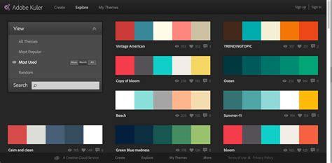 color themes adobe illustrator the ultimate toolkit for creating an animated marketing