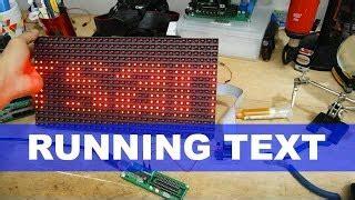 Usbasp 2840p cara memprogram led matrix indoor review