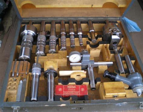 societe genevoise  type boring tool holder set