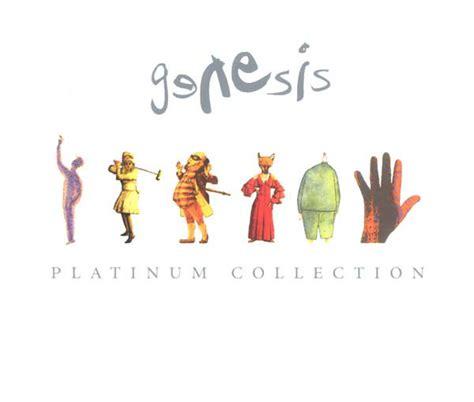 genesis best of genesis platinum collection cd at discogs