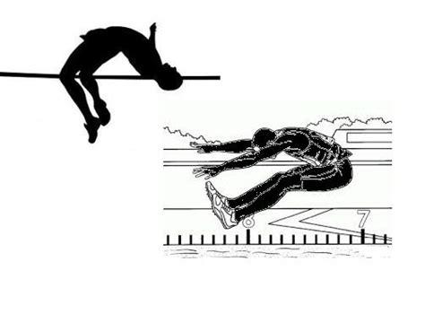 pedana salto in lungo salto in lungo