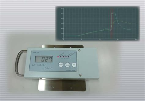 seika ds  dip tester  electronic products technology