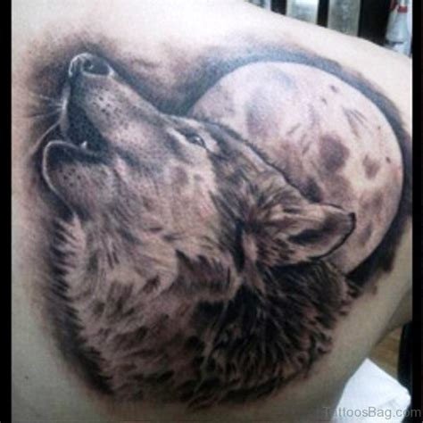 alpha wolf tattoo alpha wolf