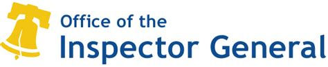 Office Inspector General Office Of The Inspector General Homepage City Of