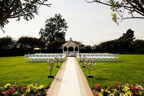 free wedding ceremony locations southern california recreation park golf course california golf