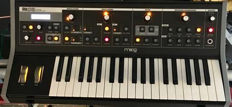 music stage ii moog music little phatty stage ii image 1847544 audiofanzine