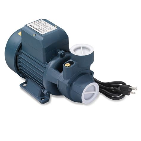 clear water pump 1hp electric 1 1 2 quot inch inlet pipe for