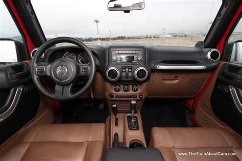 Inside Jeep Wrangler by 2012 Jeep Wrangler Rubicon Interior Subwoofer Picture